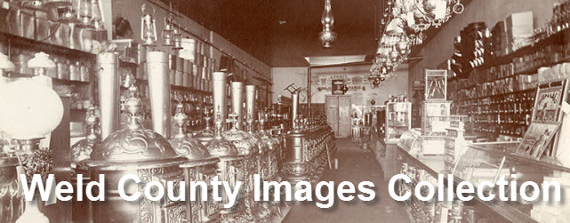 Weld County Image Collection logo