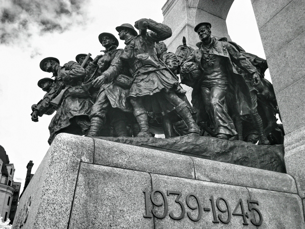 War Cenotaph in Ottawa