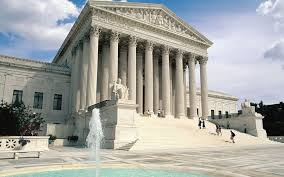 Supreme Court front view