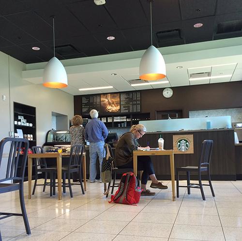 AVI Starbucks