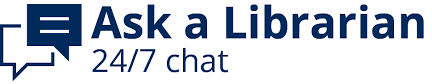 ASK A LIBRARIAN 24/7 Chat