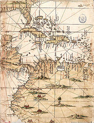 16th c map