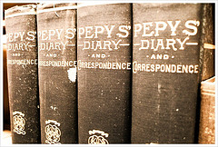 key source for 17th c British history.  Photo by pobrecito33 (Flickr)