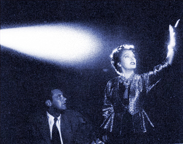 Photo from the film Sunset Boulevard