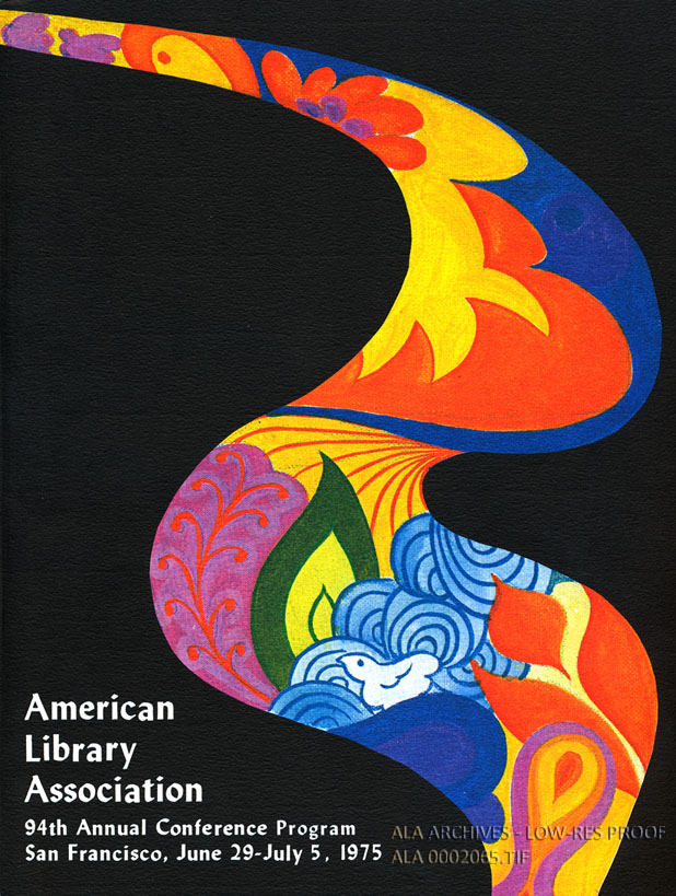 94th ALA Annual Conference program cover