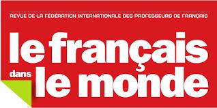le francais dans le monde