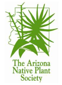 Arizona Native Plant Society Logo