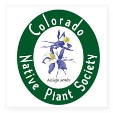 Colorado Native Plant Society Logo