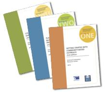 Image of 3 booklets