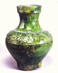 Chinese storage jar