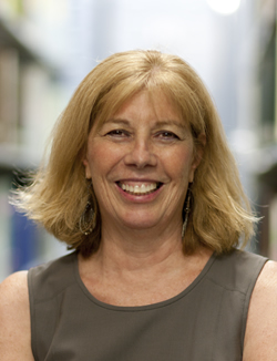 Image of Susan Fraser, Director of the LuEsther T. Mertz Library