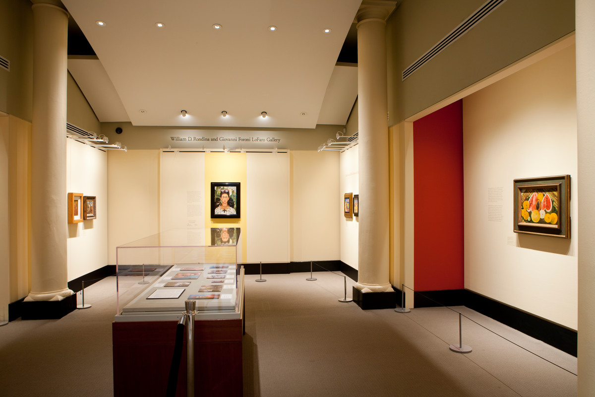 Photo of library gallery