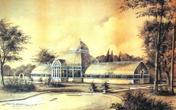 Lord & Burnham greenhouse