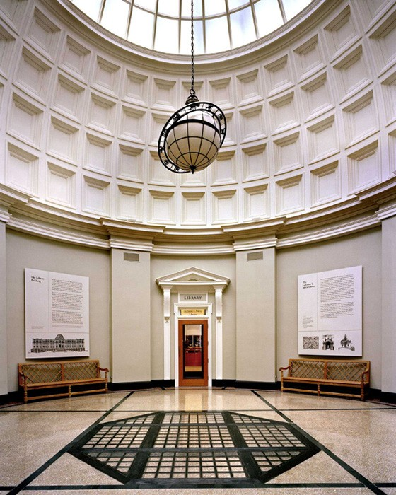 Image of Library Rotunda