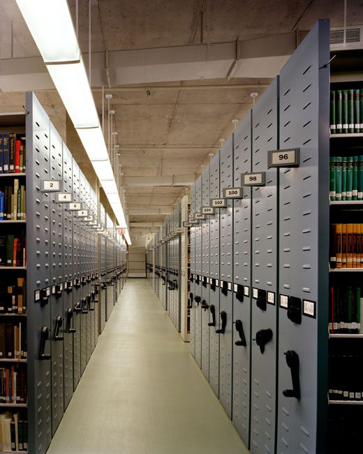 Image of Library Stacks
