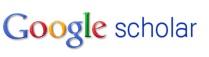 image of Google Scholar logo