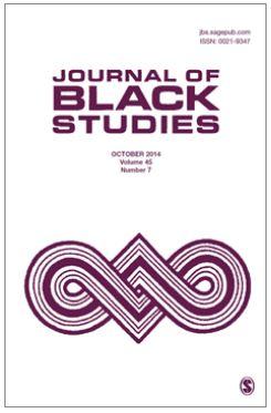 cover of Journal of Black Studies