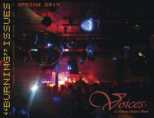 Voices Spring 2014 cover