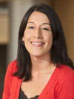 Erika Linzner Staff Picture