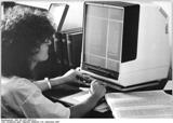 http://commons.wikimedia.org/wiki/File:Bundesarchiv_Bild_183-1987-0925-014,_Leipzig,_Deutsche_B%C3%BCcherei,_Mikrofiche-Leseger%C3%A4t.jpg