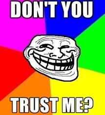 Trusting Websites