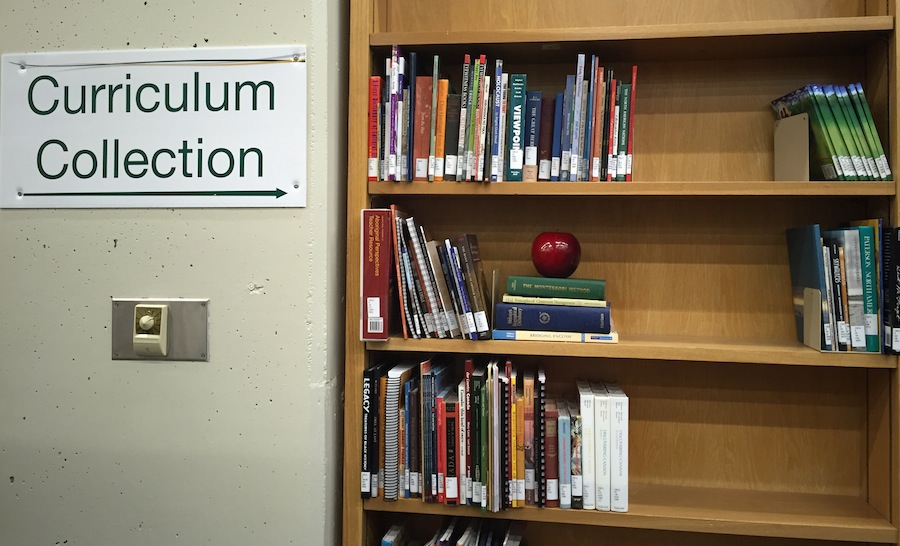 Curriculum Collection @ CBU