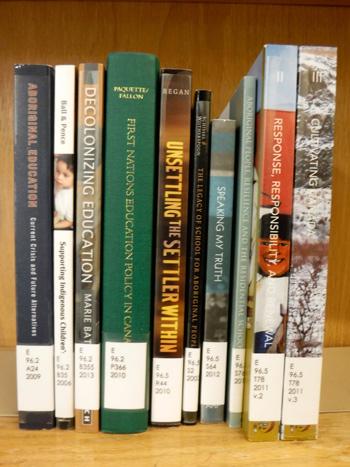 Books - Education in Canada