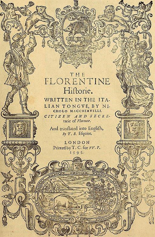 Florentine Historie