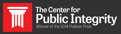 The Center for Public Intergrity logo