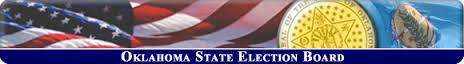 Oklahoma State Election Board logo