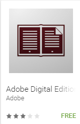 Adobe Digital Editions App