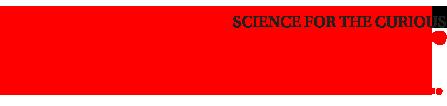 Logo of Discover magazine as a button.