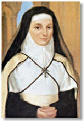 painting of Adèle de Batz de Trenquelléon