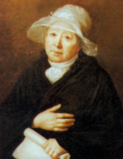 painting of Marie Thérèse de Lamourous