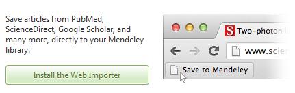 Install web importer