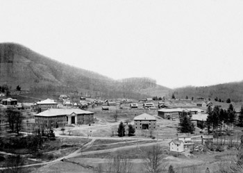 Appalachian State Normal School campus, 1926