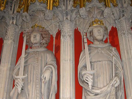 Richard II and Henry IV
