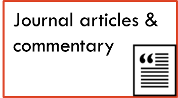 Articles and commentary
