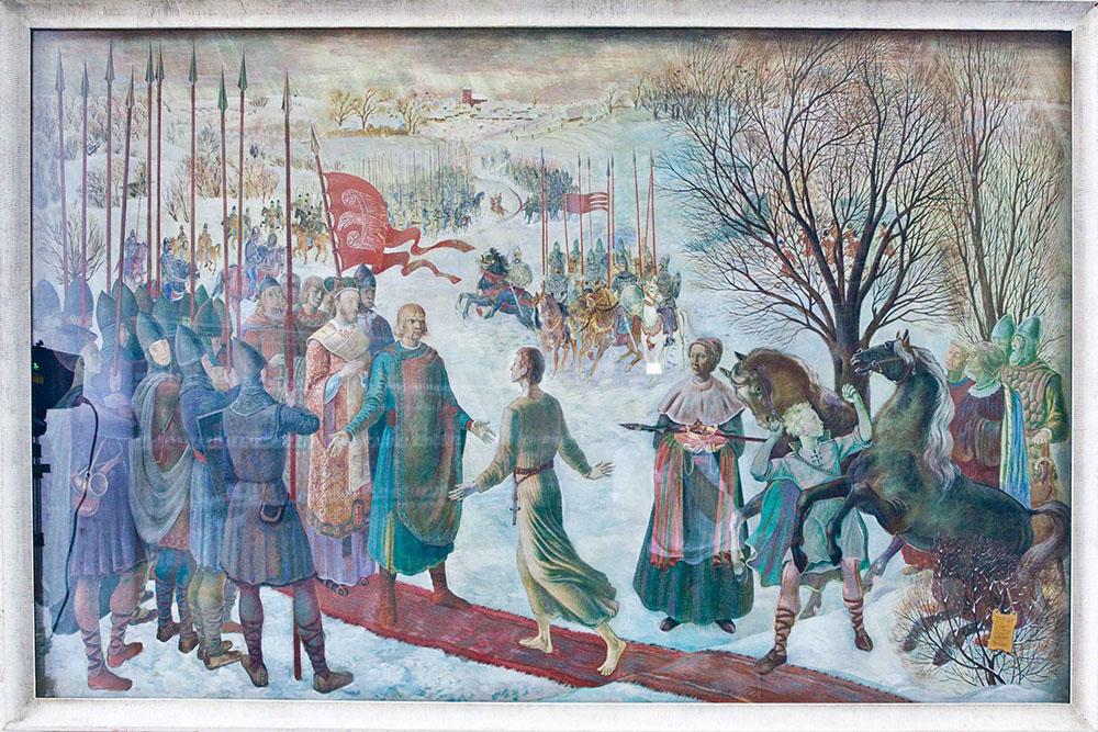 Otto III Pilgrimage