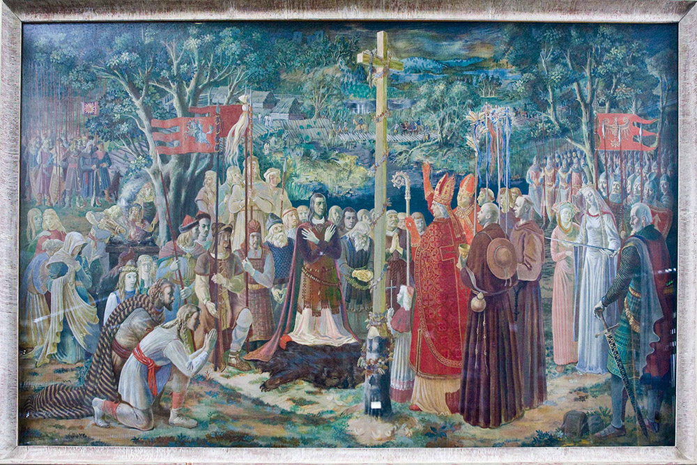 Baptism of Lithuania