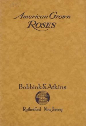American Grown Roses Bobbink and Atkins