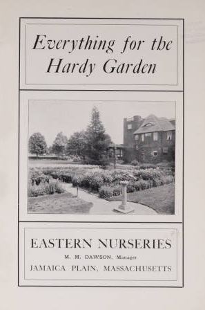 Everything for the Hardy Garden. Eastern Nurseries