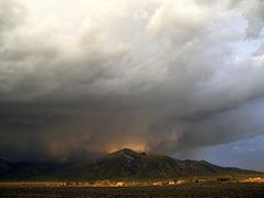Taos Mountain Volcano