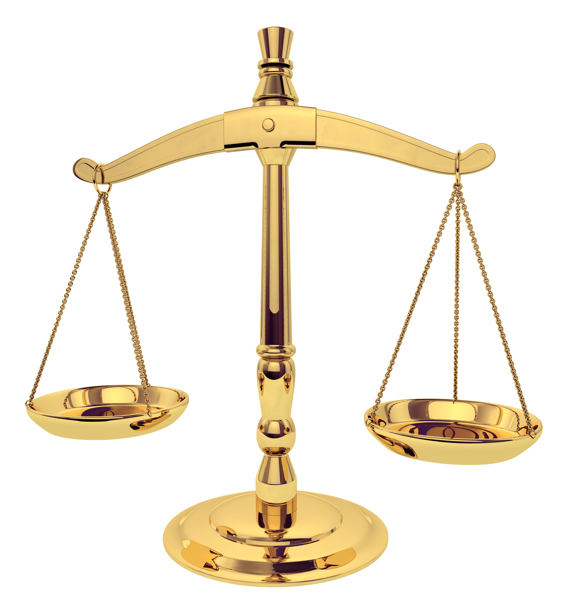 decorative image scales of justice