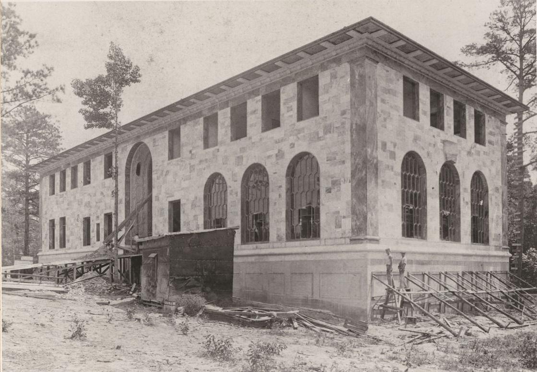 Original Law School Building, 1916