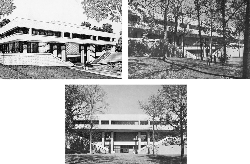 Gambrell Hall Design, 1970