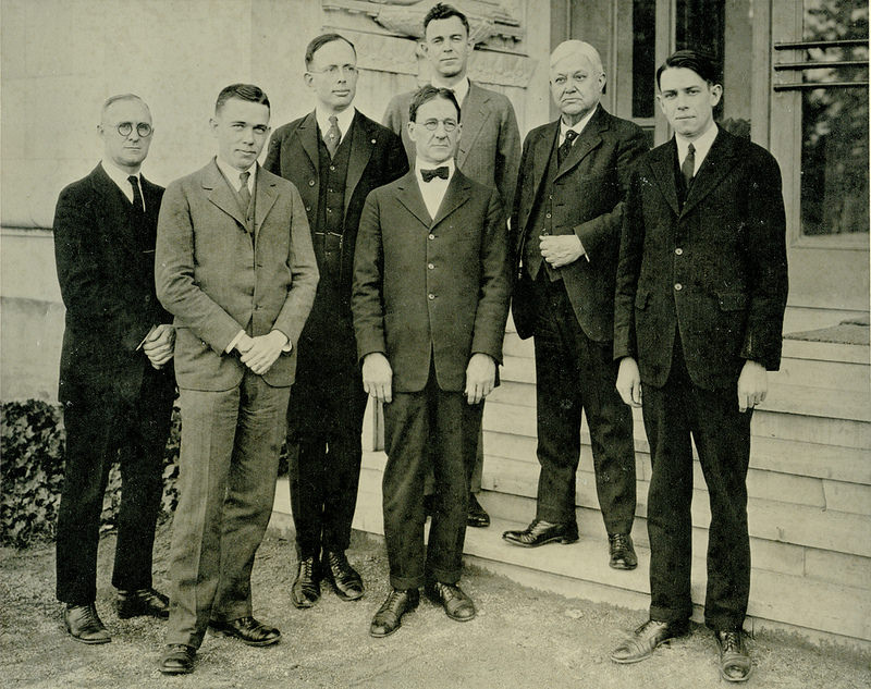 Law Faculty, 1923