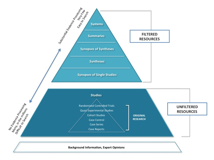 The 6S Model of Evidence