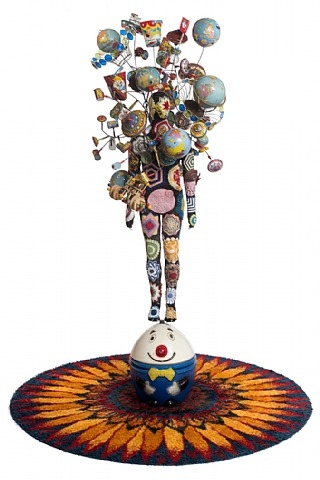 Sound suit Nick Cave 2011