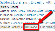 ebrary search results